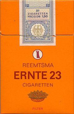 """Ernte23! Das war """"früher"""" meine Marke"""