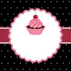 Cupcake Logo, Cupcake Bakery, Pastry Logo, Dessert Logo, Zoo Logo, Cute Bakery, Cake Wallpaper, Bakery Decor, Cake Logo Design