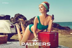PALMERS // PostProduction: Malkasten Vienna #romankeller // Photographer: Mario Schmolka Monaco, Porsche, Vogue, Psychobilly, The Most Beautiful Girl, Single Image, Pin Up Girls, Vienna, Art Girl