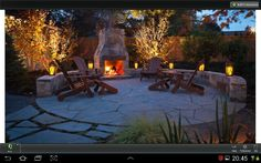 Patio Small Backyard Patio Design, Pictures, Remodel, Decor and Ideas - page 3 - Backyard Landscaping Small Backyard Patio, Backyard Patio Designs, Backyard Landscaping, Patio Ideas, Backyard Ideas, Raised Patio, Sloped Backyard, Backyard Retreat, Backyard Projects