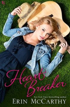 #Review ~ HEART BREAKER (Nashville Nights #1) by Erin McCarthy | Ms C's Diversions