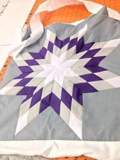 Native american star bag