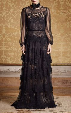 Alberta Ferretti Limited Edition Collection Fall/Winter 2016 Look 2 on Moda Operandi