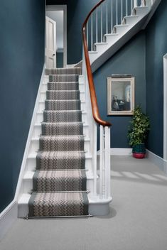 , this stair is matched perfectly with the