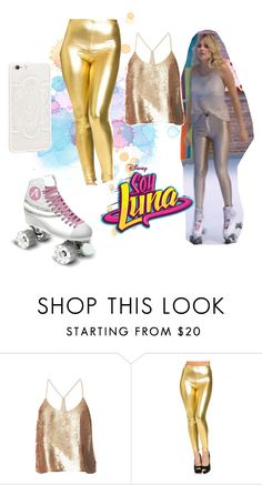 Designer Clothes, Shoes & Bags for Women Short Outfits, Outfits For Teens, Chic Outfits, Disney Channel, Ambre Smith, Luna Fashion, Violetta Live, Son Luna, Disney Outfits