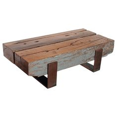 Antique French Architectural Elements as Modern Coffee Table For Sale