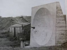 Sound mirrors - the earliest form of air raid warning - unearthed on South Coast - Archaeology - Science - The Independent