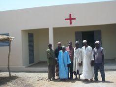 Segetembougou birthing center Mali, West Africa finished building 4-2013