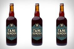 Founders Tank Bender Beer   Uncrate