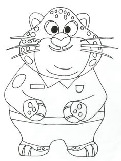 Inspiring Disney Zootopia Coloring Pages. Zootopia is the Walt Disney animated film directed by Byron Howard and Rich Moore. There are Zootopia coloring picture Zootopia Coloring Pages, Tsum Tsum Coloring Pages, Cartoon Coloring Pages, Disney Coloring Pages, Coloring Pages To Print, Free Printable Coloring Pages, Free Coloring Pages, Coloring Books, Camping Coloring Pages