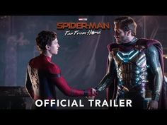 Tom Holland Spills Major Details About Mysterio and His Relationship With Peter Parker in 'Spider-Man: Far From Home'! Trailer 2, New Trailers, Official Trailer, Movie Trailers, Michael Keaton, Nick Fury, Jake Gyllenhaal, Home Movies, New Movies