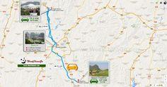 guilin tour map, Travel Guide www.westchinago.com info@westchinago.com