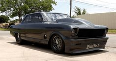 Daddy Dave is Back with a Chevy Nova Goliath 2.0