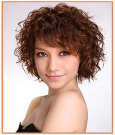 hairstyle for the curly hair