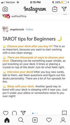 Tarot tips Tarot tips Green Witchcraft, Magick Spells, Wiccan Witch, Wicca Witchcraft, Magick Book, Celine, Witchcraft For Beginners, Tarot Card Spreads, Tarot Astrology