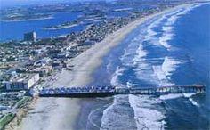 Pacific Beach, San Diego  #ridecolorfully