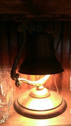 Bar Bell lamp