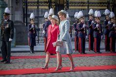 German President Joachim state visit to Belgium