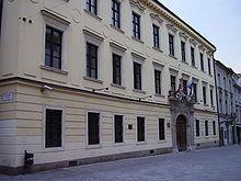 Palffy Palace, Bratislava, Slovakia