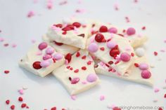 Sweet Candy Bark #Food #Drink #Trusper #Tip