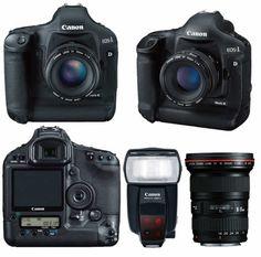 Canon EOS 1Ds Mark III - Te quiero!