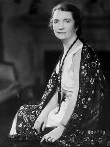 Family planning advocate Margaret Sanger. Time Life Pictures.