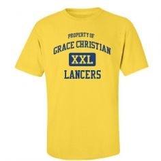 Grace Christian School - Pinellas Park, FL | Men's T-Shirts Start at $21.97