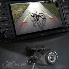 NAV-TV Back-up Camera System for 07-16 Jeep Wrangler JK & JK Unlimited