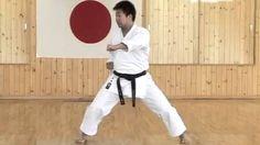 JKA Tekki Shodan Kurihara Kazuaki