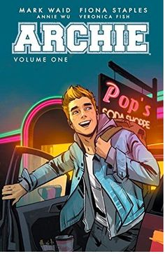 Meet Riverdale High teen Archie, his oddball, food-loving best friend Jughead, girl-next-door Betty and well-to-do snob Veronica Lodge as they embark on a modern reimagining of the beloved Archie world. It's all here: the love triangle, friendship, humor, charm and lots of fun – but with a decidedly modern twist.