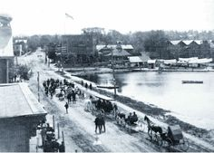 Pewaukee Historic Architecture Walking Tour. Compare the sights of yester year to today at places such as the beachfront, octagon house and the home of Pewaukee's first settler - Asa Clark House.  http://visitwaukesha.org/visitors/walking-tours-maps/