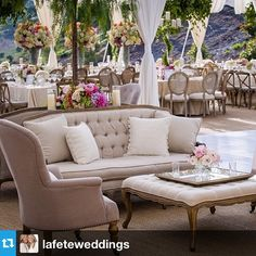 Revelry Event Designers for La Fete Weddings