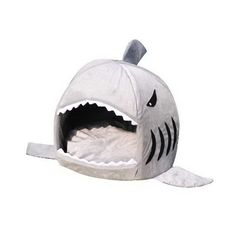 Shark Bed for Cat