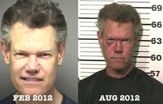 RANDY TRAVIS Celebrity Mug Shots: The Usual & Unusual Suspects   Celebrity and Entertainment News   PressRoomVIP - Part 19
