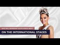 Who will represent South Africa next on the International Stage - YouTube