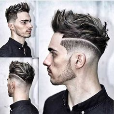 12 NEW HAIRSTYLES FOR MEN TO TRY IN 2016. From Hairstylesformeen