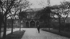 Belle Vue , Longsight Entrance Salford, Good Old, Manchester, Entrance, British, England, Memories, City, Places