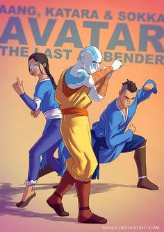 Avatar the last airbender BADASS by Tohad on deviantART