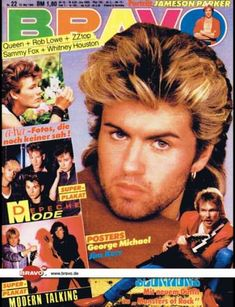 Young George Michael Wham George michael in his