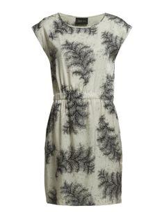 Stella Nova  - Feather Silk dress