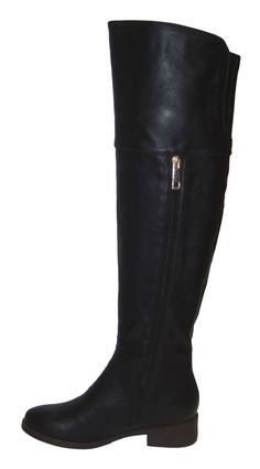 Ladies Spot On Over The Knee Boots: Amazon.co.uk: Shoes & Bags