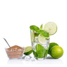 Basil Mojito Ingredients: 2 fresh mint sprigs, chopped 2 fresh basil sprigs, chopped 1 tablespoon brown sugar 3 tablespo...
