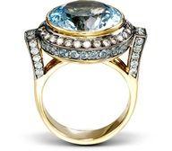 Heart of the Ocean - Rings | The hidden jewel of Beverly Hills  #diamond #Rings www.finditforweddings.com
