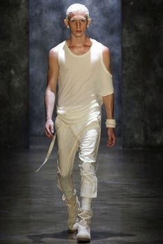 Alexandre Plokhov Spring 2013 Menswear Collection Slideshow on Style.com