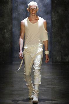 Alexandre Plokhov Spring 2013 Menswear