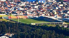 Estádio Francisco Ribeiro Nogueira - Mogi das Cruzes (SP) - Capacidade: 10,4 mil - Clubes: Atlético e União