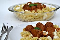 Quick and Nutritious Family Recipe: Fusilli and Meatballs with Hidden Veg Sauce