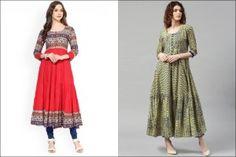 All about Anarkali dresses!!