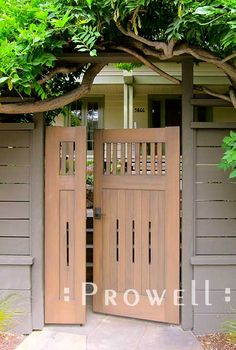 garden gate ideas Here it may appear that the gate grids are