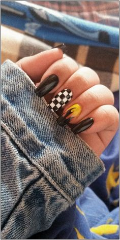 Cute Acrylic Nails 814377545107585101 - 127 awesome acrylic coffin nails designs in summer page 1 Acrylic Nails Coffin Short, Summer Acrylic Nails, Best Acrylic Nails, Coffin Nails, Spring Nails, Summer Nails, Gel Nails, Acrylic Nail Designs Coffin, Toenails
